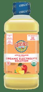 Apple Orange Electrolyte Solution