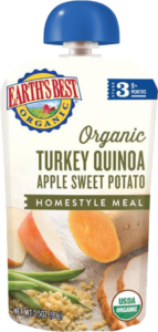 Turkey Quinoa Apple Sweet Potato