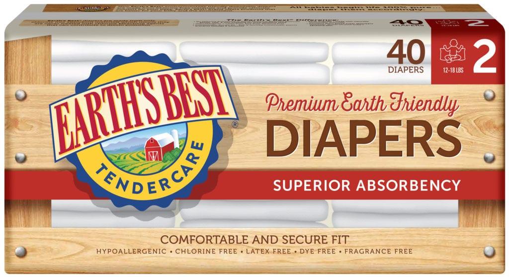 Diaper Size 2-40 ct
