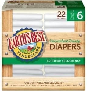 Diaper Size 6-22 ct