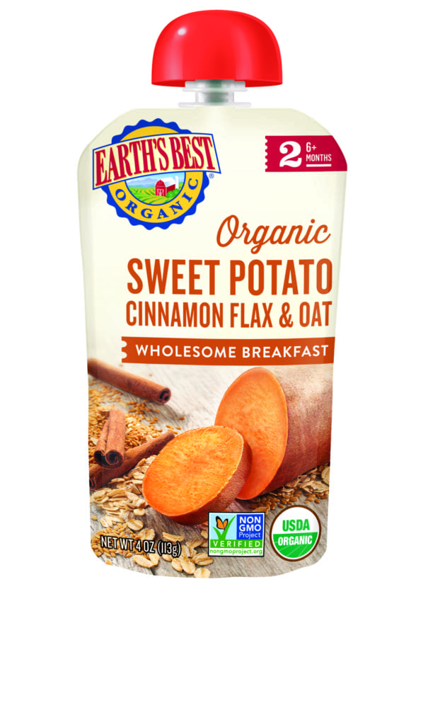 Wholesome Breakfast Sweet Potato Cinnamon