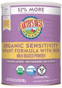 Sensitivity Infant Formula 35oz.