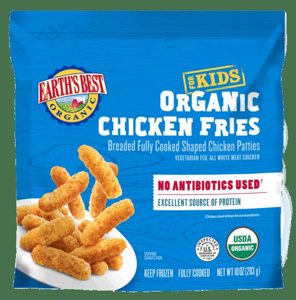 Organic Chicken Fries