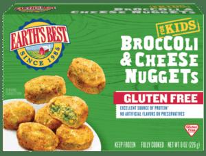 Gluten Free Broccoli & Cheese Nuggets
